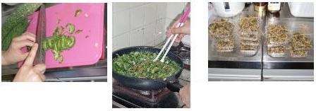 ゴーヤの佃煮