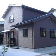 三輪邸(外観)