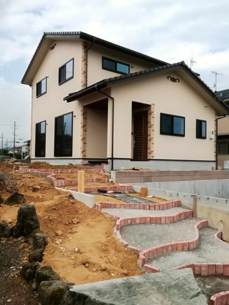 豊岡市一日市 T様邸 竣工しました!