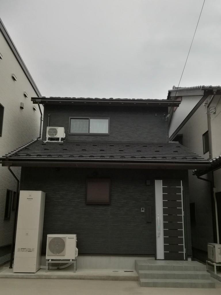 豊岡市京町 一戸建て 竣工しました!